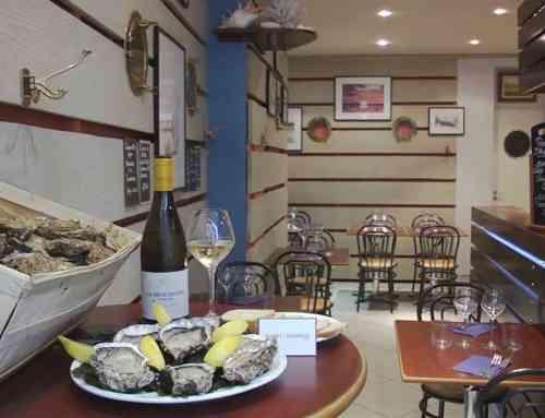 Projet Vidéo : Huitre & Saumon de Passy │ ARIELFIGUEROA