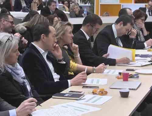 Reportage corporate évènementiel – Groupe UP