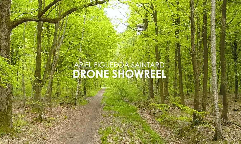 drone showreel